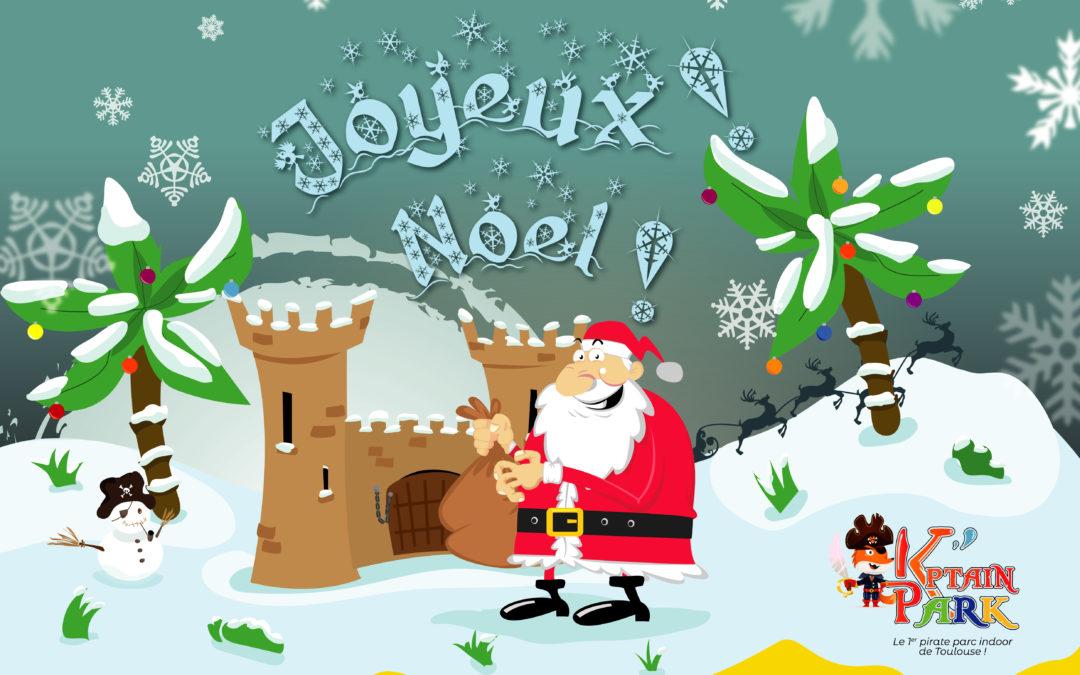 Viens remettre ta lettre au Père Noël